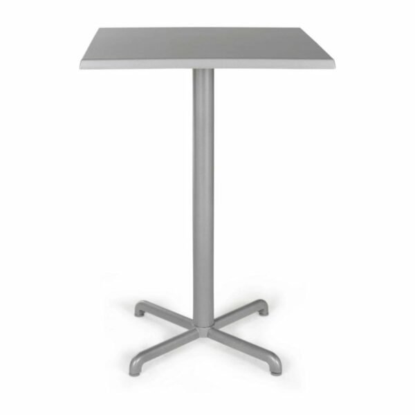Calice Bar Leaner Base (Silver)