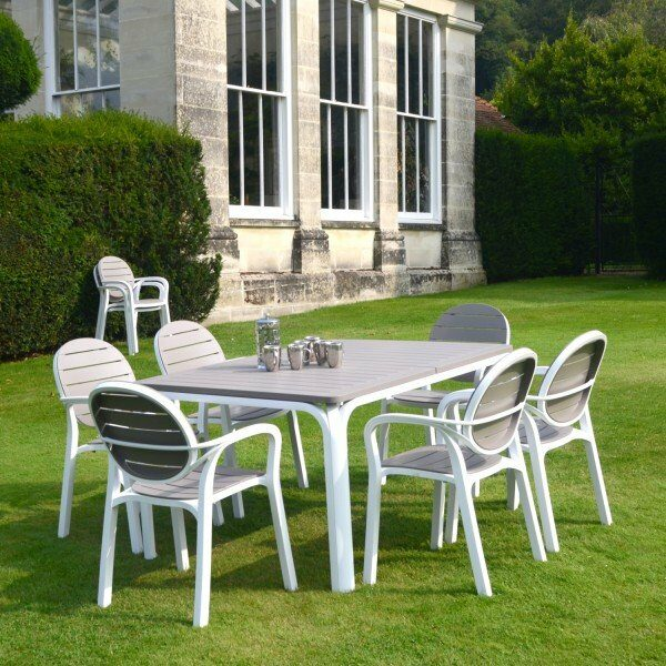 Alloro outdoor patio dining set NZ
