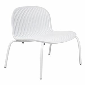 Ninfea Relax Patio Chair - White