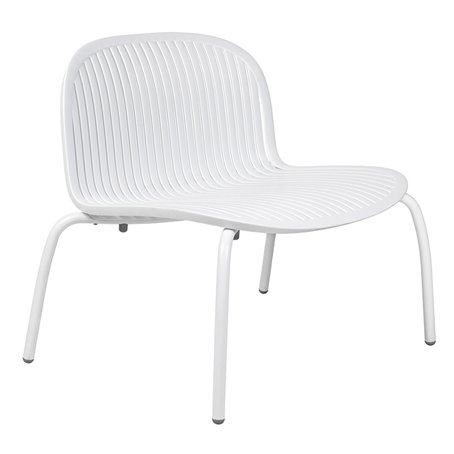 Ninfea Relax Patio Chair - White