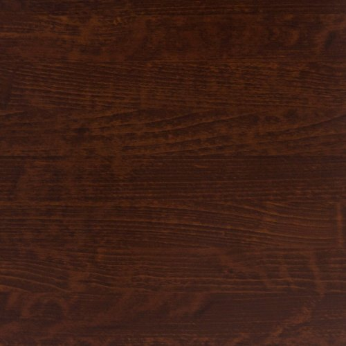 Oak Veneer Table Top – Dark Walnut Colour