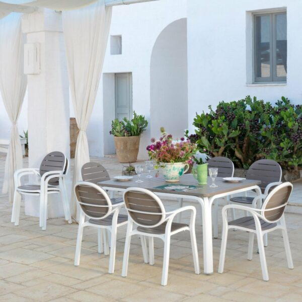 Palma Alloro 7 Piece Outdoor Dining Setting