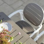 Palma Outdoor Armchair in Outdoor Dining Setting
