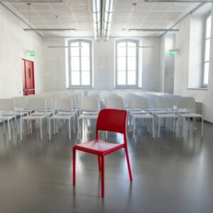 Riva Chairs in a Conference Lecture Room Setting