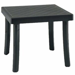 Rodi Outdoor Side Table - Charcoal