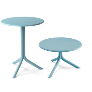 Spritz Table & Spritz Coffee Table - Blue