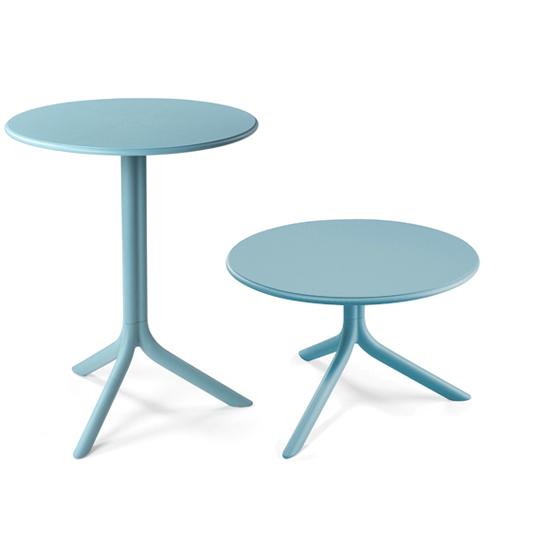 Spritz Table & Spritz Coffee Table - Blue