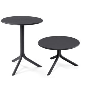Spritz Table & Spritz Coffee Table - Charcoal