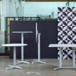 Sucdo Collection – Bar Leaner Base, Table Base