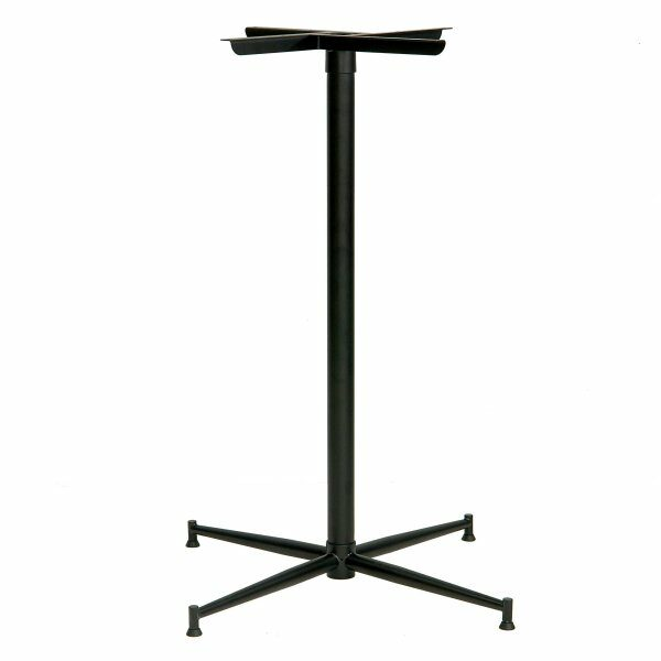 Tasman Bar Leaner Base - Black