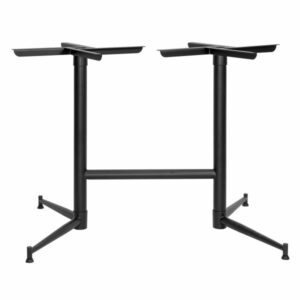 Tasman Extended Table Base - Black