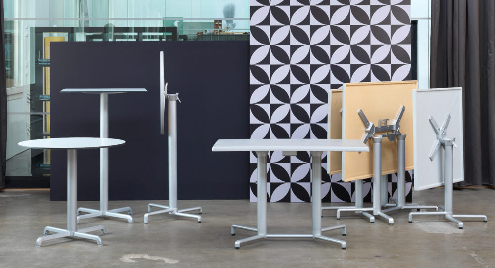 The Calice & Scudo Collection – Table Bases & Bar Leaners
