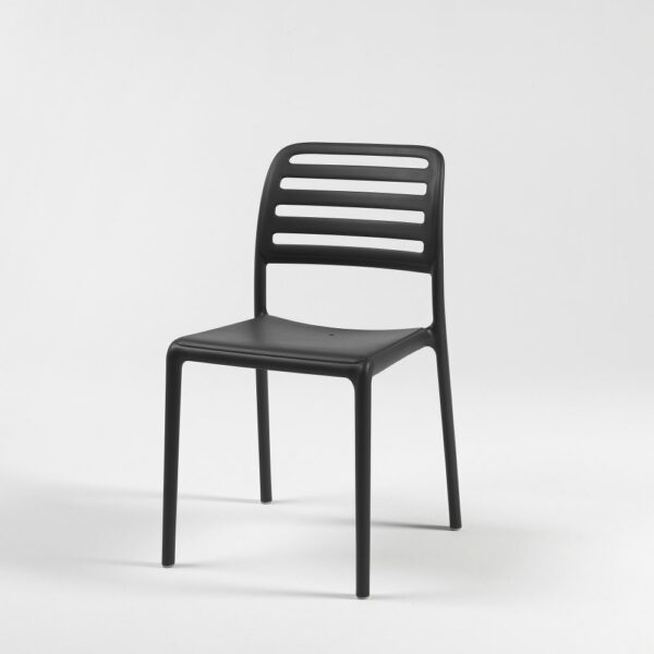 NARDI The Costa Bistro Chair in Charcoal