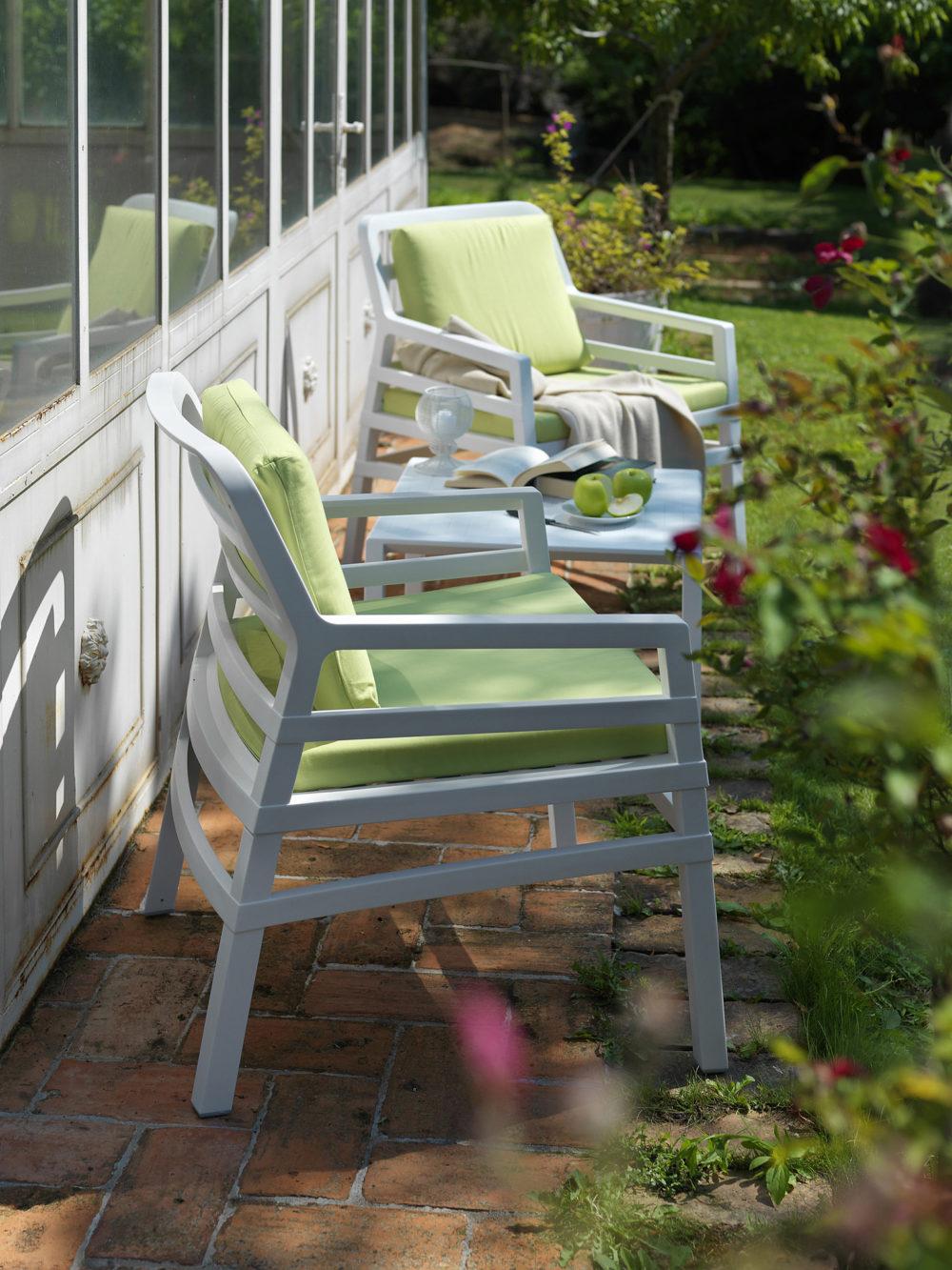 Aria Outdoor Balcony Setting NZ