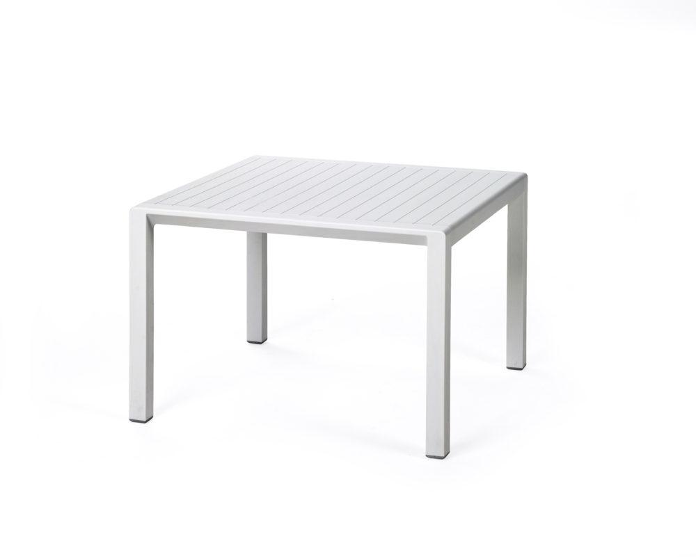White Aria Outdoor Table