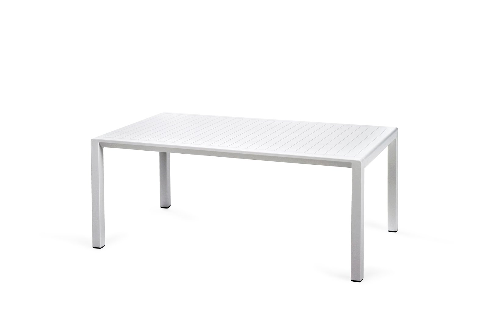 Aria White Outdoor Table