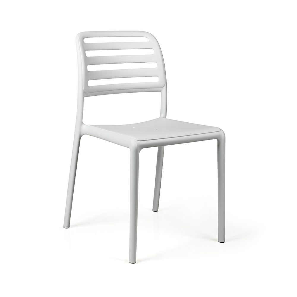 Costa Bistro Chair – White