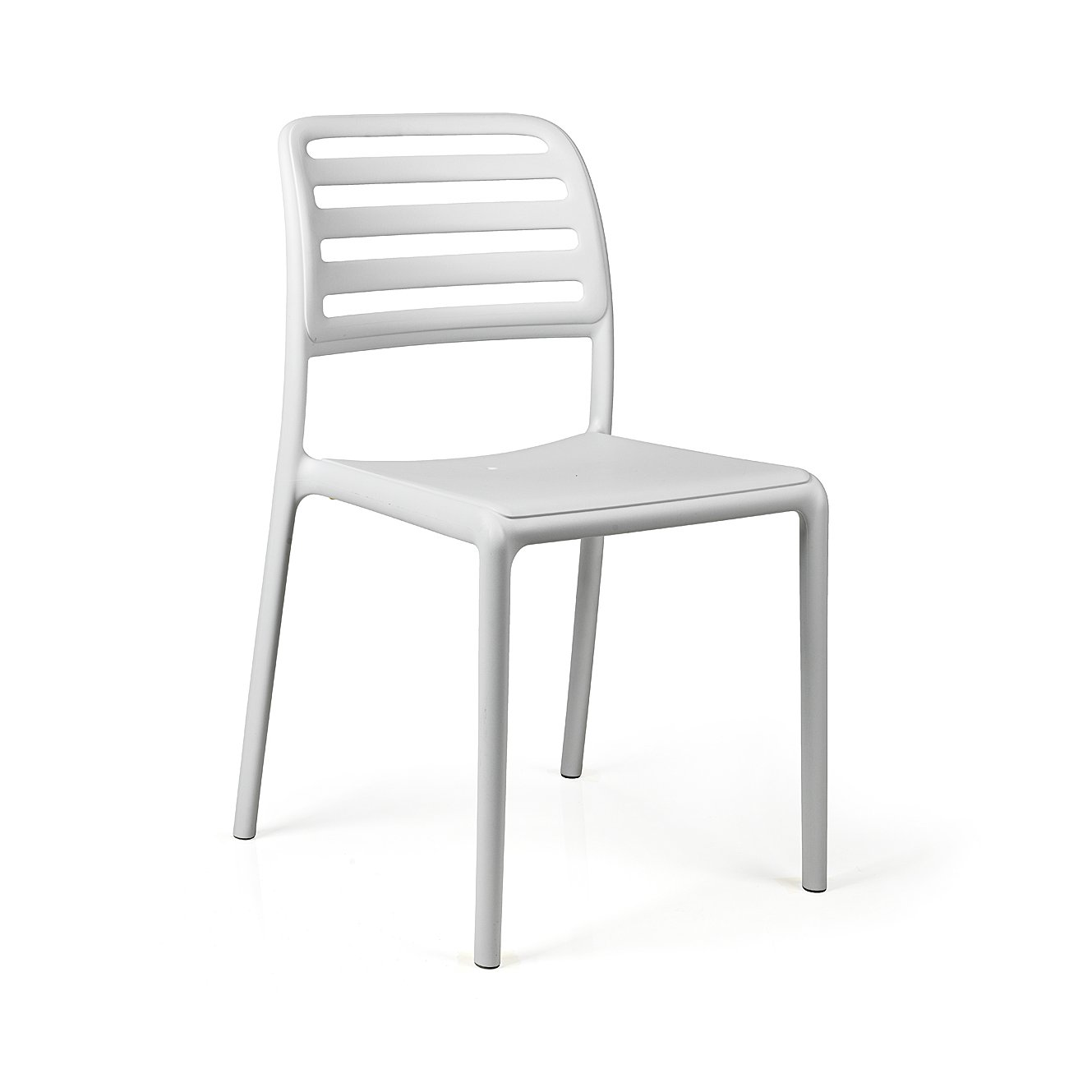 Costa Bistro Chair - White