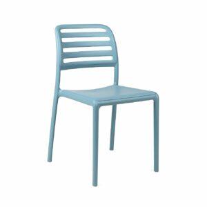 Costa Bistro Chair - Blue