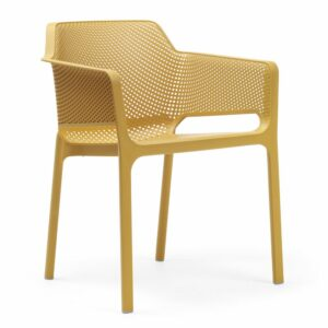 NARDI Net Chair - Mustard Yellow