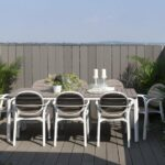 Palma Alloro 9 Piece Outdoor Dining Setting