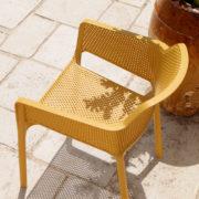 nardi-net-chair-outdoor-armchair-mustard-colour