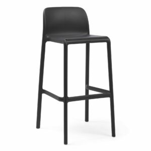 NARDI Faro Tall Bar Stool - Charcoal
