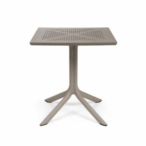 Clip 70 Outdoor Balcony Table - Taupe