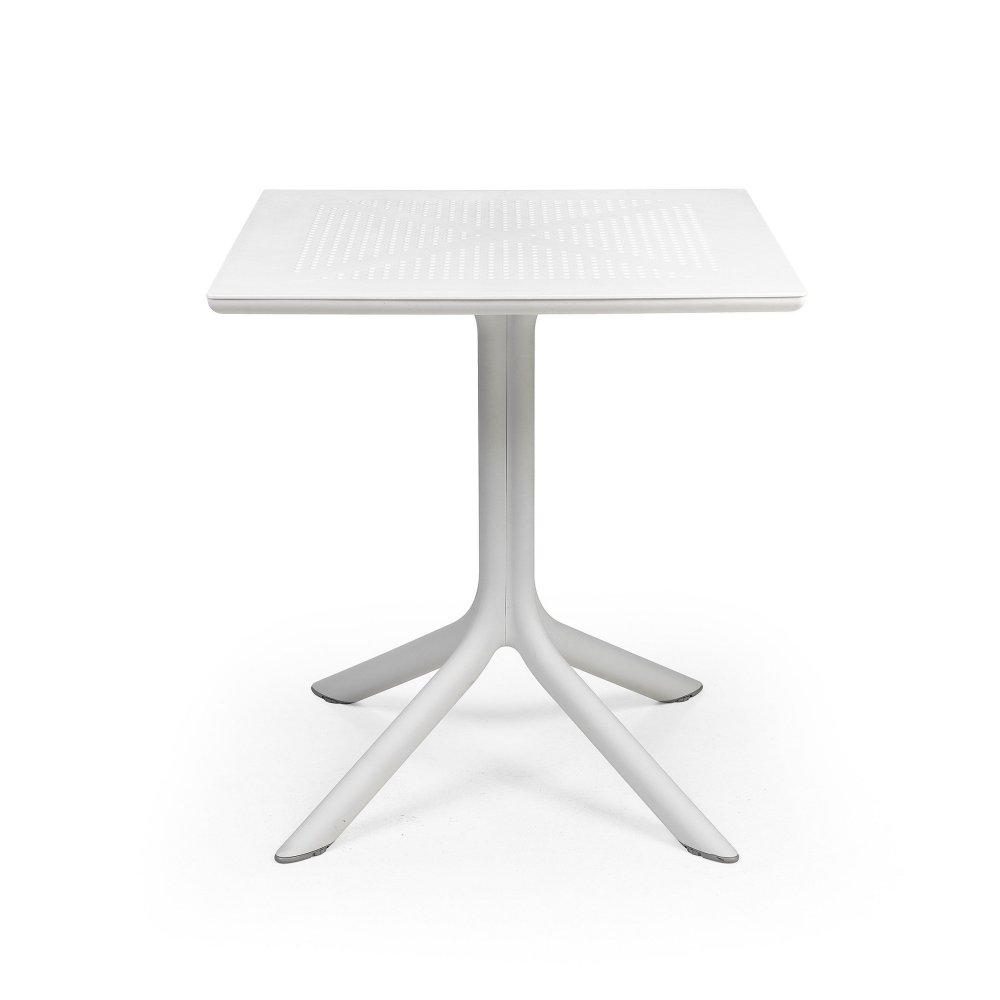 Clip 70 Outdoor Balcony Table - White