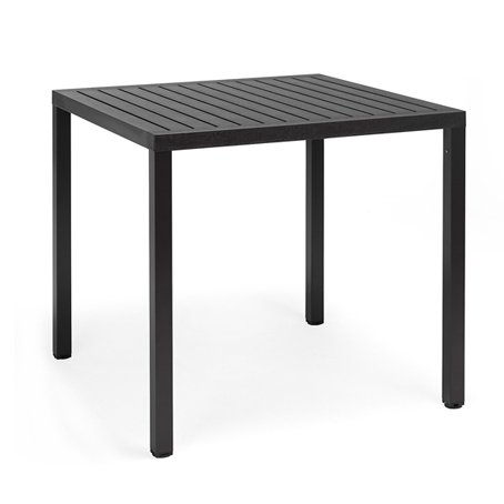 Cube Table - Charcoal