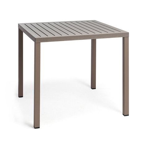 Cube Table - Taupe