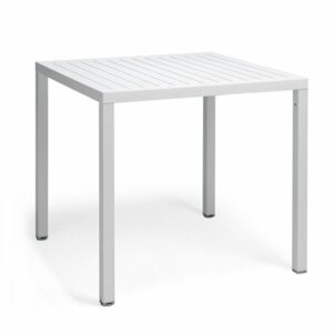 Cube 80 Outdoor Table - White