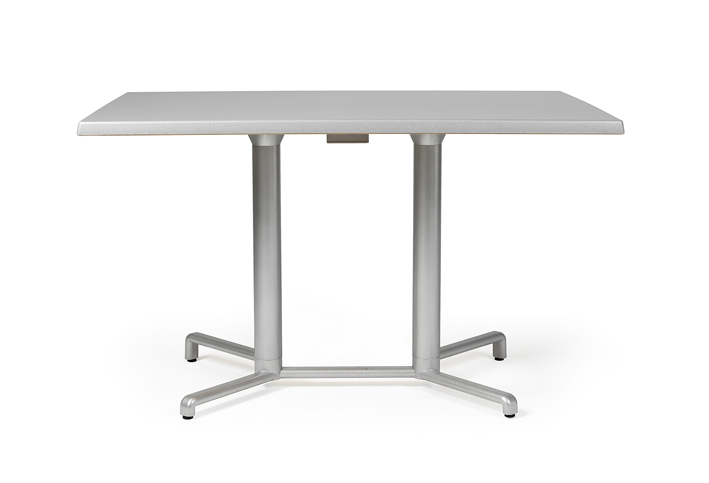 Scudo Double Folding Table Base with Table Top