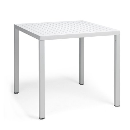 Cube Italian Table - White