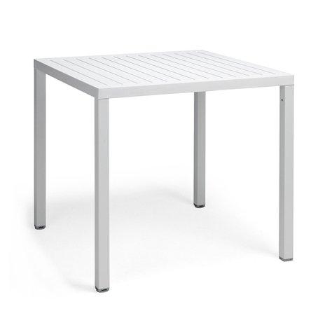Cube Italian Table - White