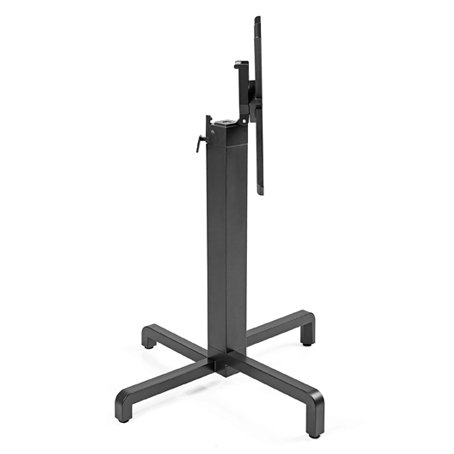 Ibisco Folding Table Base - Charcoal
