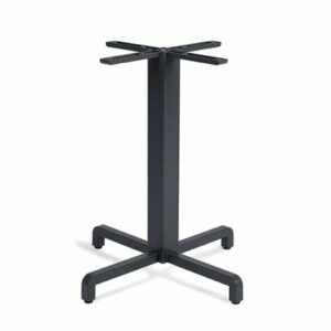 Fiore Table Base - Charcoal