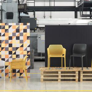 Bit Chairs, Net Chairs & Net Relax Chairs – Showroom Photo