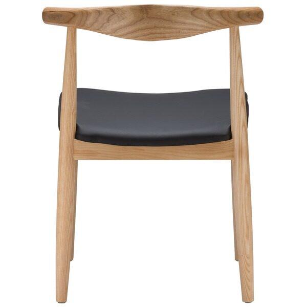Hans Wegner Elbow Chair NZ Replica - Back view