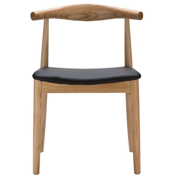 Hans Wegner Elbow Chair NZ Replica - Front view