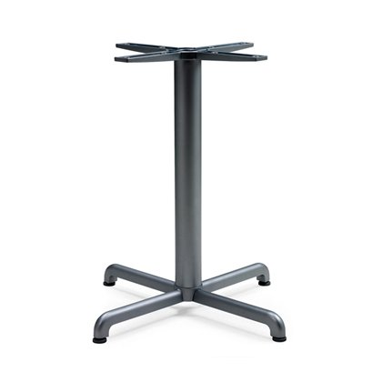 Calice Table Base – Charcoal