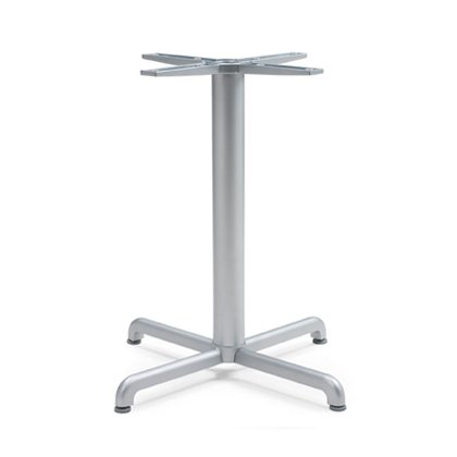 Calice Table Base - Silver