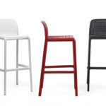 Lido Outdoor Barstool – Colour Range