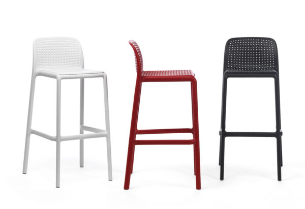 Lido Outdoor Barstool - Colour Range