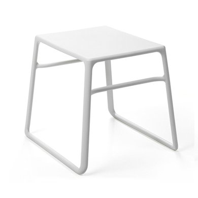 Pop Side Table - White