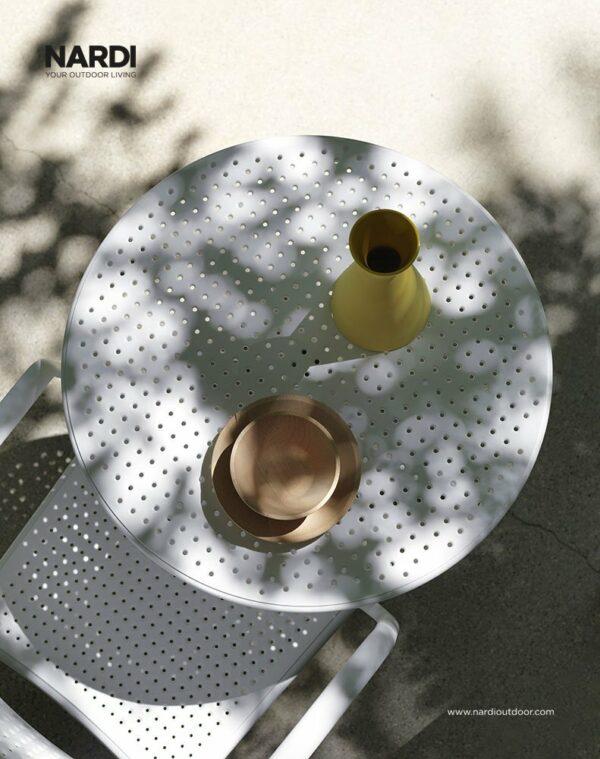 Step Armchair 3 Piece Balcony Setting - Bird's Eye View
