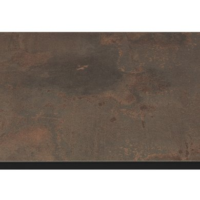 HPL Table Top - Weathered Steel