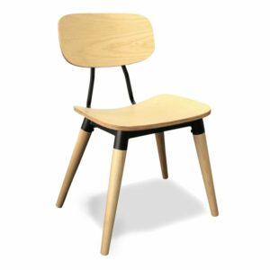Bruges Chair - Ash Wood Natural Stain