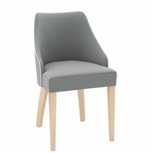 Krakow Upholstered Arm Chair - Natural
