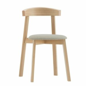 Uxi Upholstered Chair - Natural